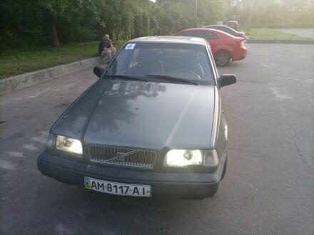 Серый Вольво 440, объемом двигателя 1.8 л и пробегом 350 тыс. км за 1082 $, фото 1 на Automoto.ua