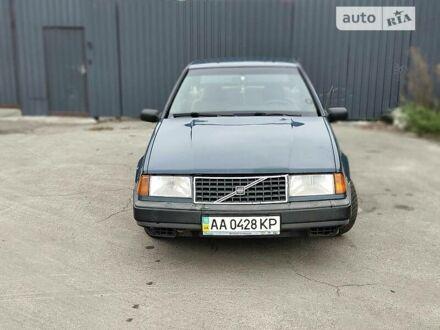 Синий Вольво 440, объемом двигателя 1.7 л и пробегом 291 тыс. км за 1999 $, фото 1 на Automoto.ua