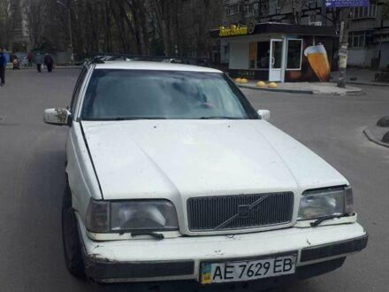 Белый Вольво 850, объемом двигателя 2 л и пробегом 1 тыс. км за 2800 $, фото 1 на Automoto.ua