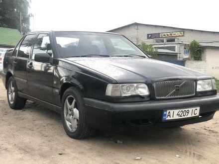 Чорний Вольво 850, об'ємом двигуна 2.3 л та пробігом 360 тис. км за 3199 $, фото 1 на Automoto.ua