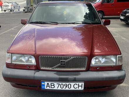 Червоний Вольво 850, об'ємом двигуна 2.4 л та пробігом 350 тис. км за 3000 $, фото 1 на Automoto.ua