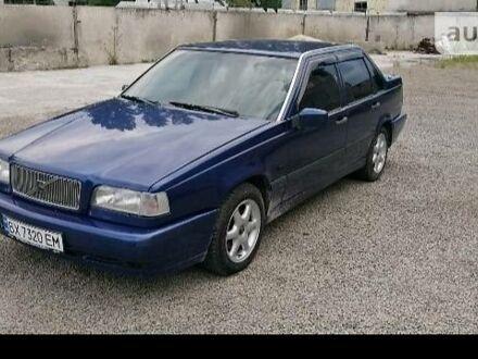 Синій Вольво 850, об'ємом двигуна 2 л та пробігом 300 тис. км за 3900 $, фото 1 на Automoto.ua