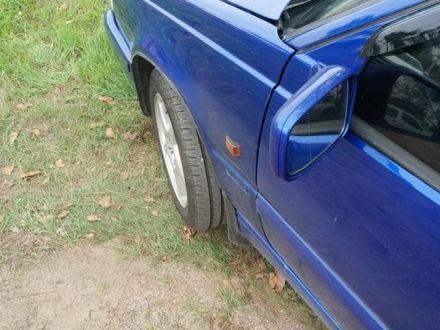 Синий Вольво 850, объемом двигателя 2 л и пробегом 1 тыс. км за 4000 $, фото 1 на Automoto.ua