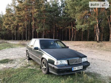 Зеленый Вольво 850, объемом двигателя 2.4 л и пробегом 426 тыс. км за 2200 $, фото 1 на Automoto.ua
