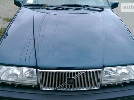 Зеленый Вольво 940, объемом двигателя 0 л и пробегом 350 тыс. км за 3300 $, фото 1 на Automoto.ua