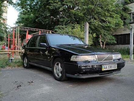 Черный Вольво 960, объемом двигателя 0 л и пробегом 344 тыс. км за 3100 $, фото 1 на Automoto.ua