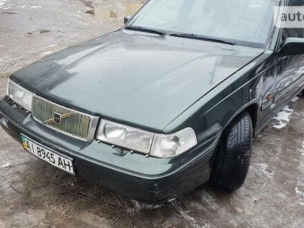 Зелений Вольво 960, об'ємом двигуна 2.5 л та пробігом 396 тис. км за 1999 $, фото 1 на Automoto.ua