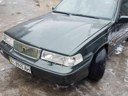 Зелений Вольво 960, об'ємом двигуна 2.5 л та пробігом 300 тис. км за 2500 $, фото 1 на Automoto.ua