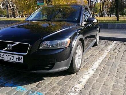 Чорний Вольво C30, об'ємом двигуна 1.6 л та пробігом 317 тис. км за 6800 $, фото 1 на Automoto.ua