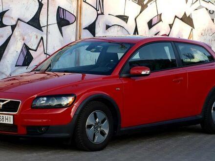 Червоний Вольво C30, об'ємом двигуна 1.6 л та пробігом 206 тис. км за 6850 $, фото 1 на Automoto.ua