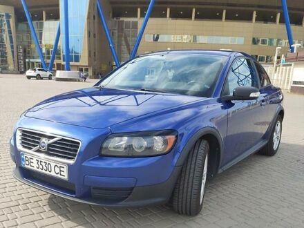 Синій Вольво C30, об'ємом двигуна 1.6 л та пробігом 248 тис. км за 7300 $, фото 1 на Automoto.ua