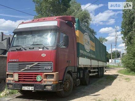 Красный Вольво Ф, объемом двигателя 12 л и пробегом 1 тыс. км за 6500 $, фото 1 на Automoto.ua