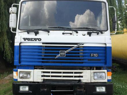 Синий Вольво Ф, объемом двигателя 9.6 л и пробегом 1 тыс. км за 4500 $, фото 1 на Automoto.ua