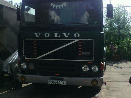 Зеленый Вольво Ф, объемом двигателя 0 л и пробегом 100 тыс. км за 4600 $, фото 1 на Automoto.ua