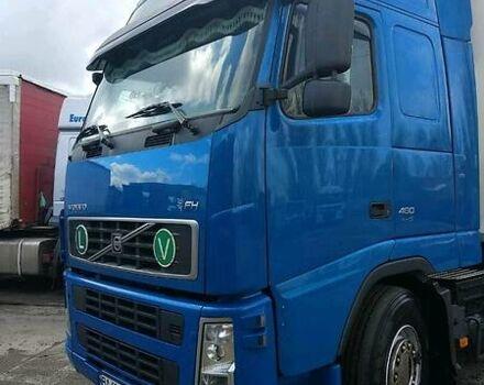 Синий Вольво ФХ, объемом двигателя 13 л и пробегом 1 тыс. км за 16500 $, фото 1 на Automoto.ua