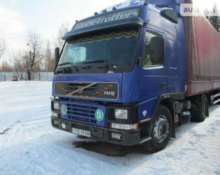Синий Вольво ФМ, объемом двигателя 0.42 л и пробегом 1 тыс. км за 16500 $, фото 1 на Automoto.ua