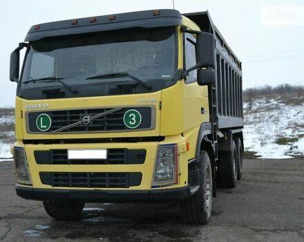 Желтый Вольво ФМ, объемом двигателя 12 л и пробегом 620 тыс. км за 52000 $, фото 1 на Automoto.ua