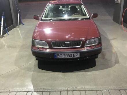 Красный Вольво С40, объемом двигателя 2 л и пробегом 343 тыс. км за 3000 $, фото 1 на Automoto.ua