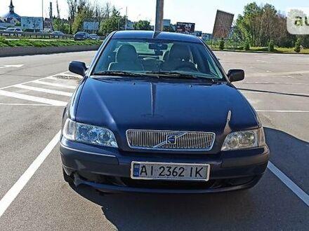 Синій Вольво S40, об'ємом двигуна 1.9 л та пробігом 390 тис. км за 4300 $, фото 1 на Automoto.ua