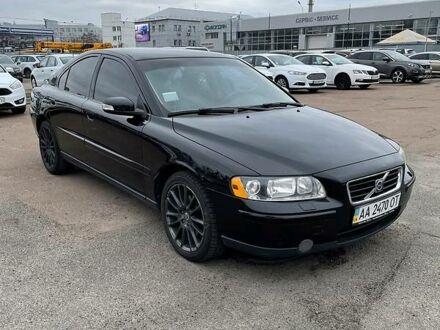 Чорний Вольво S60, об'ємом двигуна 2.4 л та пробігом 218 тис. км за 6100 $, фото 1 на Automoto.ua