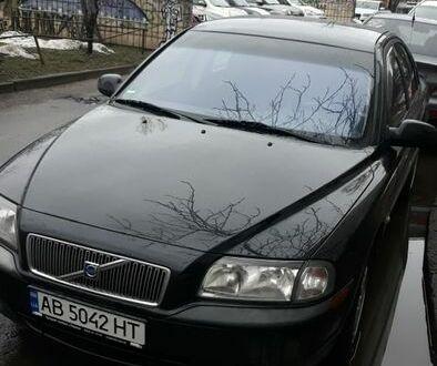 Чорний Вольво S80, об'ємом двигуна 2 л та пробігом 176 тис. км за 5550 $, фото 1 на Automoto.ua