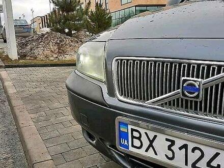 Сірий Вольво S80, об'ємом двигуна 2.4 л та пробігом 250 тис. км за 5100 $, фото 1 на Automoto.ua