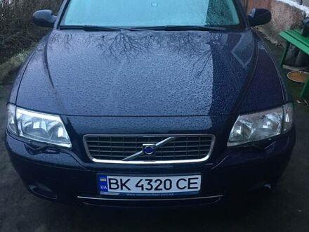 Синій Вольво S80, об'ємом двигуна 2.4 л та пробігом 320 тис. км за 6900 $, фото 1 на Automoto.ua
