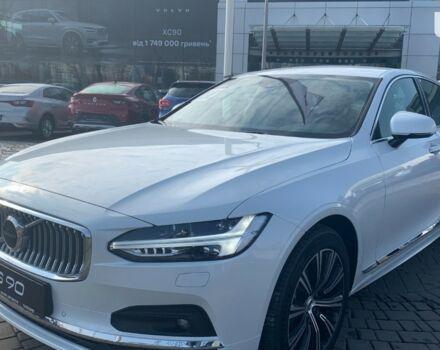 купити нове авто Вольво S90 2020 року від офіційного дилера Віннер Автомотів Volvo Вольво фото
