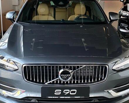купити нове авто Вольво S90 2020 року від офіційного дилера Volvo Pop-up Store – Львів Вольво фото