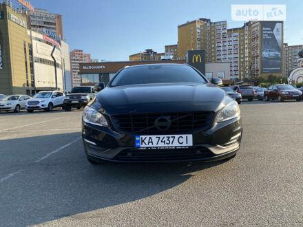 Черный Вольво B60, объемом двигателя 2 л и пробегом 104 тыс. км за 17000 $, фото 1 на Automoto.ua