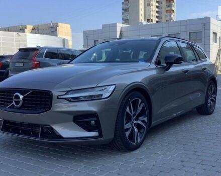 купити нове авто Вольво B60 2021 року від офіційного дилера Volvo Pop-up Store – Львів Вольво фото