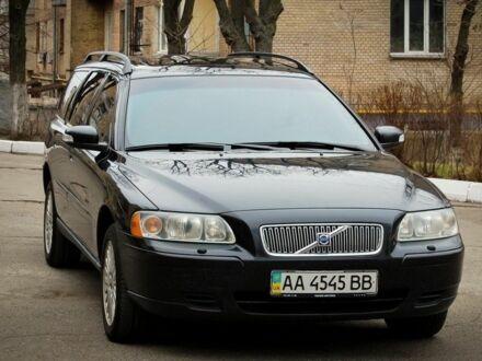 Чорний Вольво V70, об'ємом двигуна 2.5 л та пробігом 387 тис. км за 8500 $, фото 1 на Automoto.ua