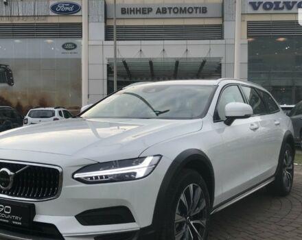 купить новое авто Вольво В90 2020 года от официального дилера Віннер Автомотів Volvo Вольво фото
