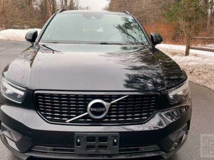 Чорний Вольво XC40, об'ємом двигуна 2 л та пробігом 29 тис. км за 35500 $, фото 1 на Automoto.ua