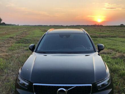 Чорний Вольво XC40, об'ємом двигуна 2 л та пробігом 9 тис. км за 36500 $, фото 1 на Automoto.ua