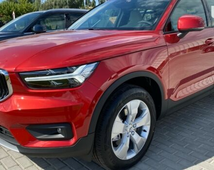 купить новое авто Вольво XC40 2020 года от официального дилера ВІКІНГ МОТОРЗ Вольво фото
