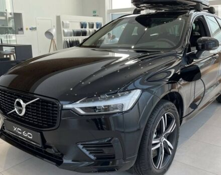 """купити нове авто Вольво ХС60 2020 року від офіційного дилера Volvo """"Виннер-Одесса"""" Вольво фото"""