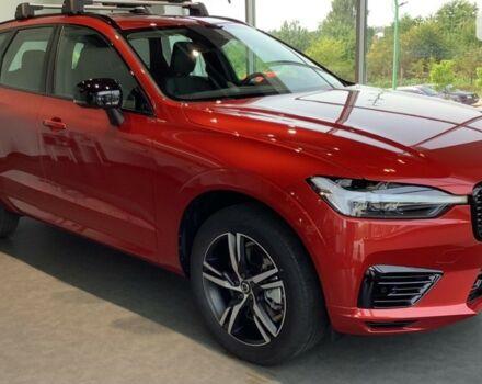 купити нове авто Вольво ХС60 2020 року від офіційного дилера Volvo Pop-up Store – Львів Вольво фото
