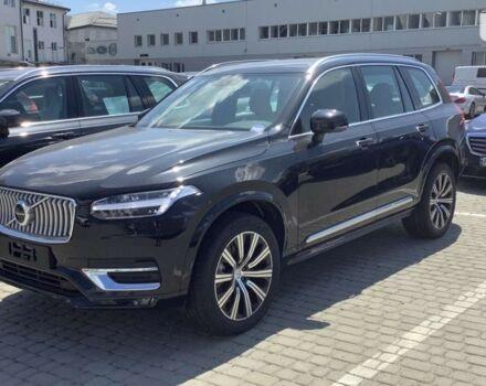купити нове авто Вольво ХС90 2021 року від офіційного дилера Volvo Pop-up Store – Львів Вольво фото