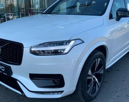 купити нове авто Вольво ХС90 2021 року від офіційного дилера Віннер Автомотів Volvo Вольво фото