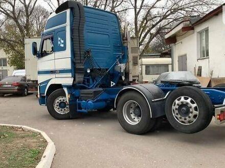 Синій Вольво FH 12, об'ємом двигуна 12 л та пробігом 500 тис. км за 20000 $, фото 1 на Automoto.ua