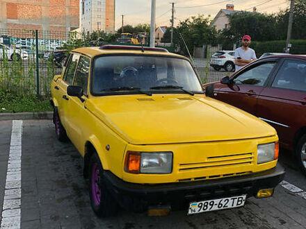 Желтый Вартбург 1.3, объемом двигателя 1.3 л и пробегом 72 тыс. км за 746 $, фото 1 на Automoto.ua