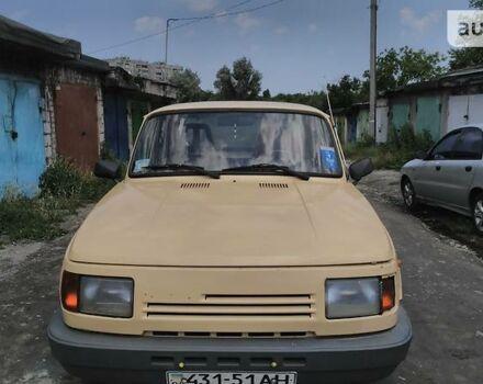 Апельсин Вартбург 1.3, объемом двигателя 1.3 л и пробегом 80 тыс. км за 1000 $, фото 1 на Automoto.ua