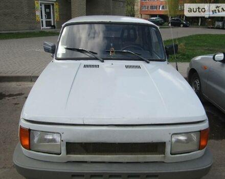 Серый Вартбург 1.3, объемом двигателя 1.3 л и пробегом 78 тыс. км за 700 $, фото 1 на Automoto.ua