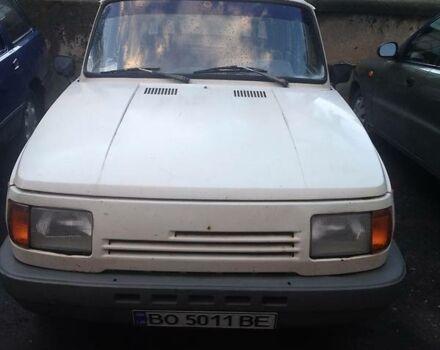 Білий Вартбург 1.3, об'ємом двигуна 1.3 л та пробігом 100 тис. км за 850 $, фото 1 на Automoto.ua