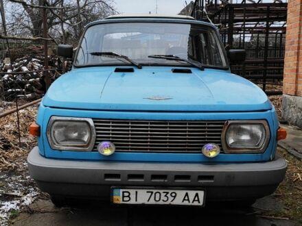 Синій Вартбург 353, об'ємом двигуна 0.99 л та пробігом 1 тис. км за 500 $, фото 1 на Automoto.ua