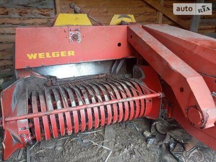 Красный Велгер АП 45, объемом двигателя 0 л и пробегом 1 тыс. км за 3400 $, фото 1 на Automoto.ua