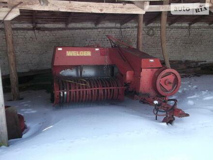 Красный Велгер АП 61, объемом двигателя 0 л и пробегом 10 тыс. км за 3300 $, фото 1 на Automoto.ua