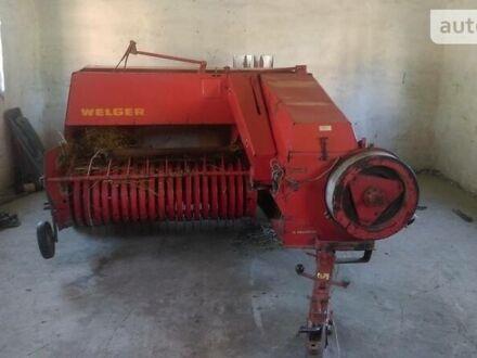 Красный Велгер АП 61, объемом двигателя 0 л и пробегом 10 тыс. км за 4200 $, фото 1 на Automoto.ua