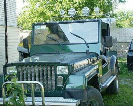 Зелений Вілліс MB, об'ємом двигуна 1.8 л та пробігом 4 тис. км за 8599 $, фото 1 на Automoto.ua